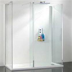 Wall to Wall Shower Enclosure