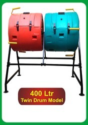 Twin Drum Composter