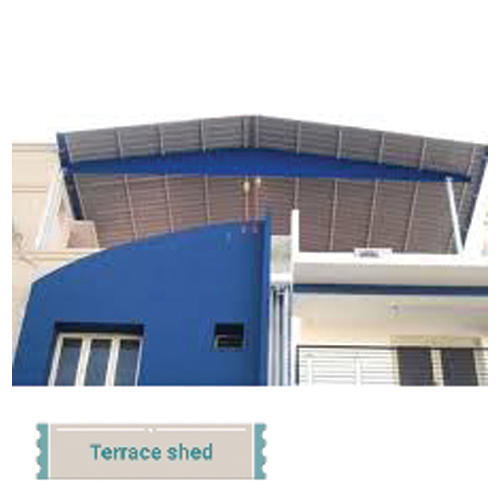 Terrace Shed Service Shed Work Service Manufacturer From
