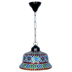 Glass Lamp Hanging