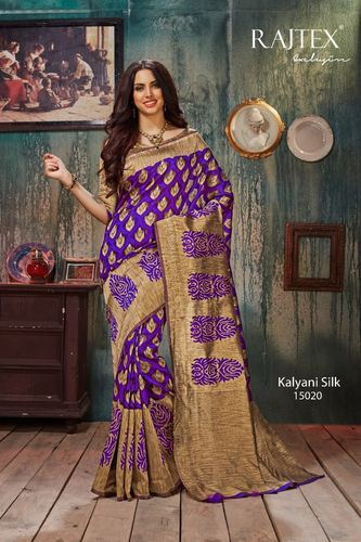 e1750103d2fa58 Cotton Silk Saree - Pure Cotton Silk Kanjivaram Saree Manufacturer ...
