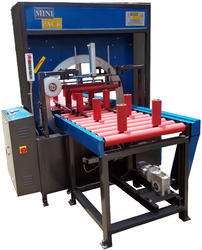 Horizontal Spiral Wrapping Machines