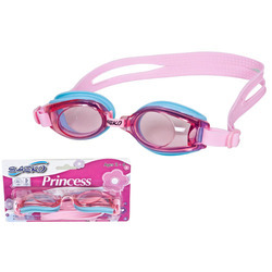 Swimming Goggle for Kids, Polycarbonate Lens, Princess