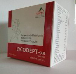 Lycopene Multivitamins And Multimineral Capsules