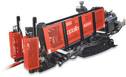 Apollo A400 Implementary Hydraulic Pump Service