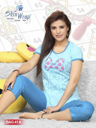 809b256219 Ladies Nighties - Cute Night Dress Manufacturer from Ahmedabad