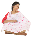 Organic printed Maternity Apron