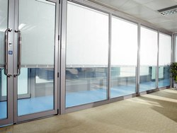 Aluminum Works- Office Decoration