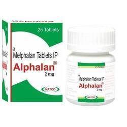 Alphalan 2 MG Tablet
