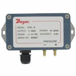 Series 677B Differential Pressure Transmitter