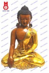 Lord Buddha Sakyamuni W/Lota &W/Out Base Statue