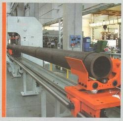 Heavy Duty Straightening Machine