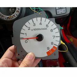 RPM Meter Calibration