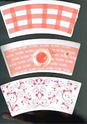 Printed Paper Cup Blanks