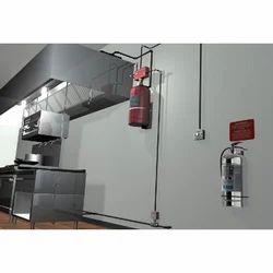 Kitchen Hood Suppression System
