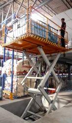 Ware House Lift Platform