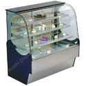 Glass, Stainless Steel 006 Display Counter