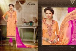 Exclusive Straight Salwar Suit