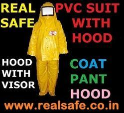 PVC Suit with Hood