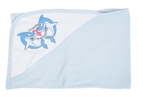 New Born Baby Items - BirthMark Organic Cotton Baby Hooded Towel For ... e75142e8e