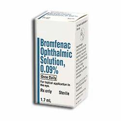 Bromfenac Ophthalmic Sodium