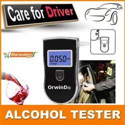 Alcohol Breath Tester