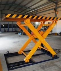 Hydraulic Loading Table