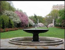 Fountain Execution Work