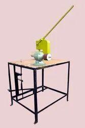 Sole Cutting Machine Manual