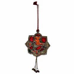 Metal Ganesha Hanging