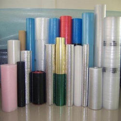Colored Flexible Packaging Film
