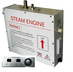 Steam Bath Generator Model Thd 85e