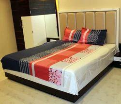 Always Plus Pure Cotton Double Multi Bedsheet