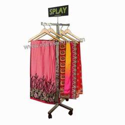 Sarees Display Stand