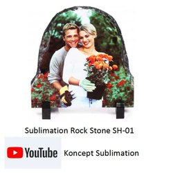 Sublimation Rock Stone SH 01
