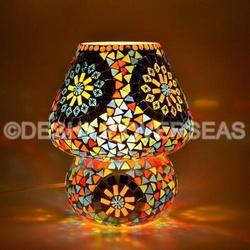 Medium Mosaic Table Lamp
