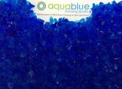 Blue Silica Crystal Gel
