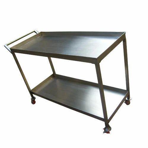 Kitchen Trolley - Commercial Kitchen Trolley Manufacturer from Udumalpet