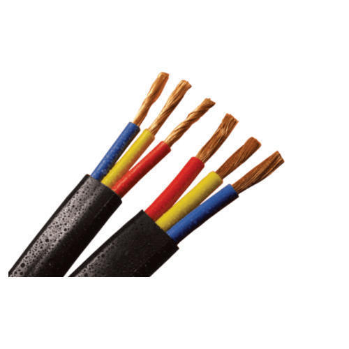 Wires and Cables - 16.0 mm PVC Insulated 3 Core Flat Submersible ...