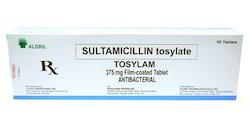Sultamicillin Tosylate Dihydrate Tablets