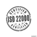 Best ISO 22000 Certification
