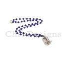 Drusy Gemstone Designer Pendant Necklace