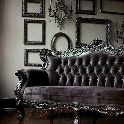 Gothic Living Room Sofa