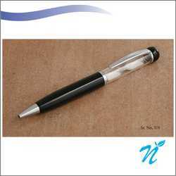 Ball Pen With Sandclock Momento