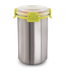 Klip Lock Stainless Steel Cannister