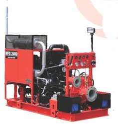 Skid Fire Pump