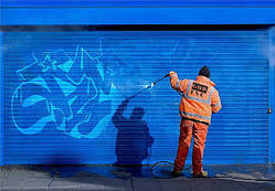 Anti Graffiti Coating