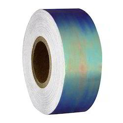 Fluoroscent Blue Color Exotic Tape