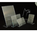 Acrylic - L Frame Stand