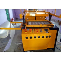 Automatic Thermocol Plate Machine